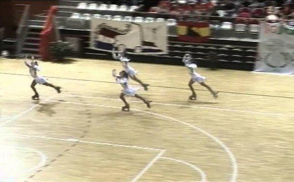 2015 Roller Figure Skating