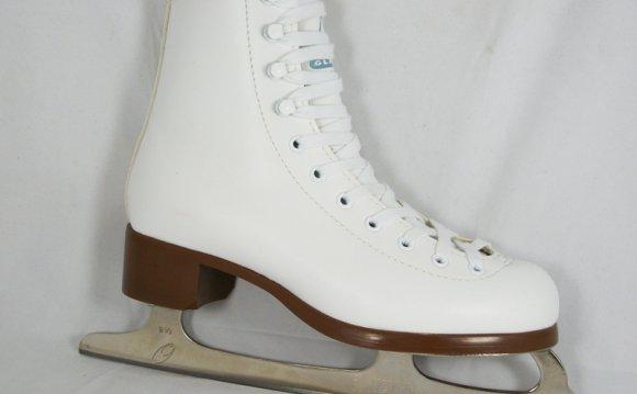 Jackson Glacier Figure Skates