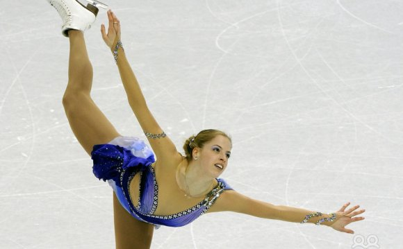 Carolina Kostner Photos