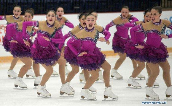 2014 Canadian Synchronized