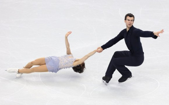 ISU Four Continents Figure