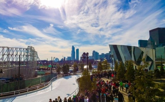 Maggie Daley Park Skating