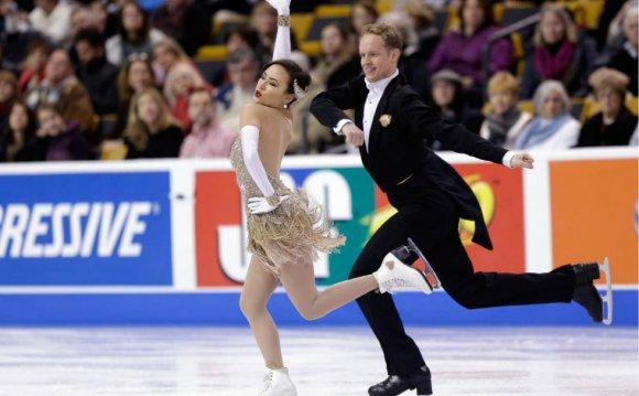 Meryl Davis, Charlie White win