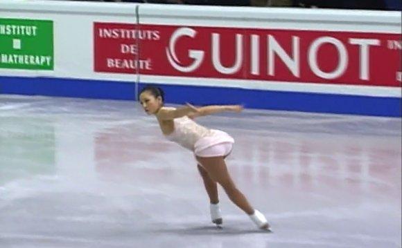 Michelle Kwan - 2004 World