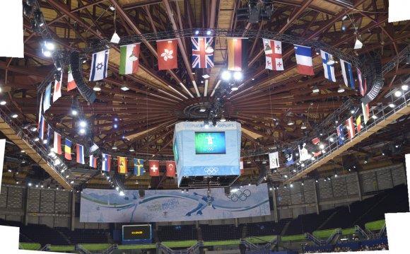 Vancouver Olympics Figure
