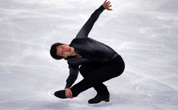 Patrick Chan sets world record