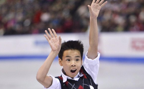 Patrick Chan s absence opens