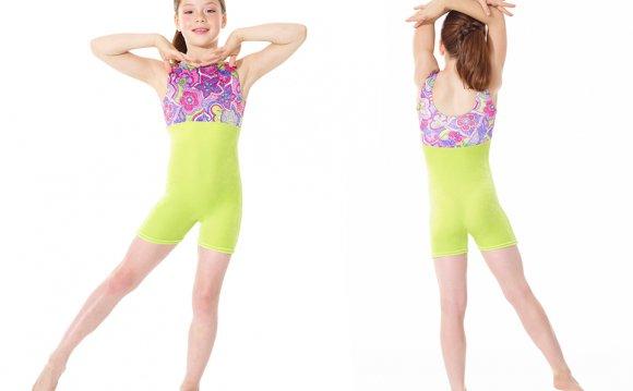 Peace & Love Unitard