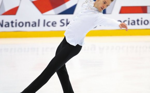 At British Figure Skating