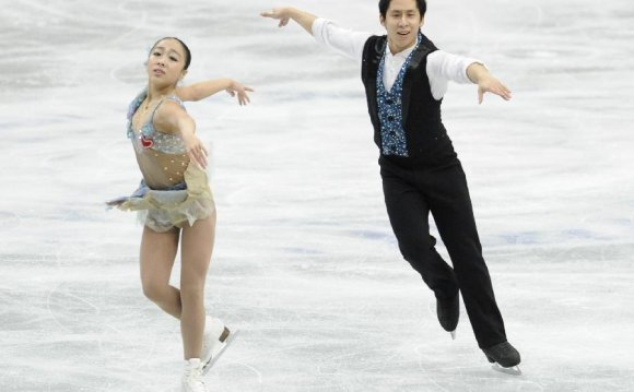 The ISU World Figure Skating
