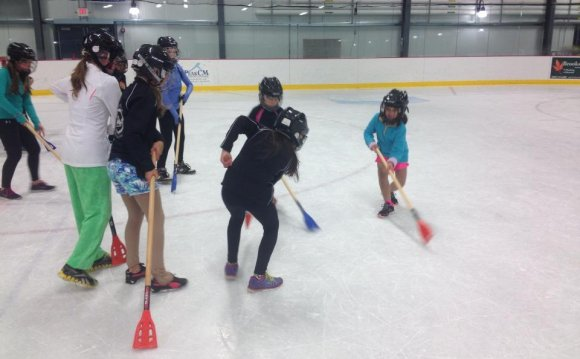 Summer Skating Camp 2015