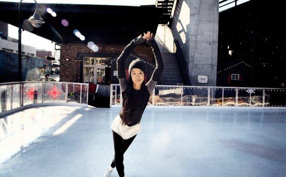 Vera On The Ice | Vera Wang