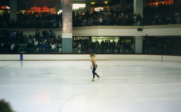 Worst figure skating accident