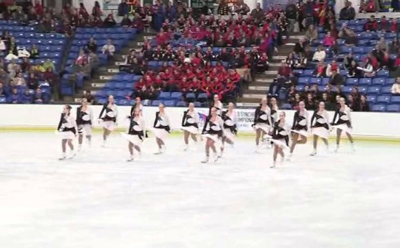 Chicago Jazz Synchronized Skating