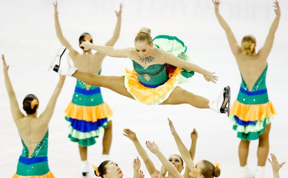 World Synchronized Skating Championships
