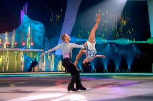 Beth Tweddle on Dancing on Ice