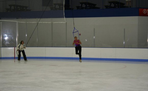 Figure Skating harness