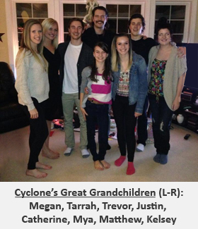 Cyclone's Great Grandchildren