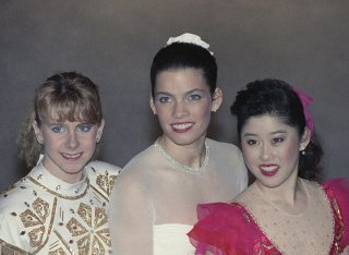 nancy kerrigan 1992