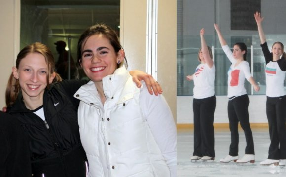Talbot Figure Skating Team