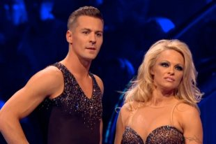 Pamela Anderson on Dancing on Ice