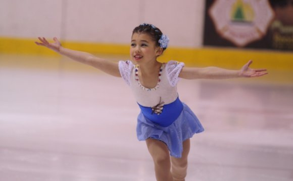 Regional Figure Skating Competition 2014