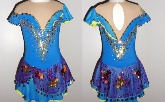 Russian Figure Skating Dresses