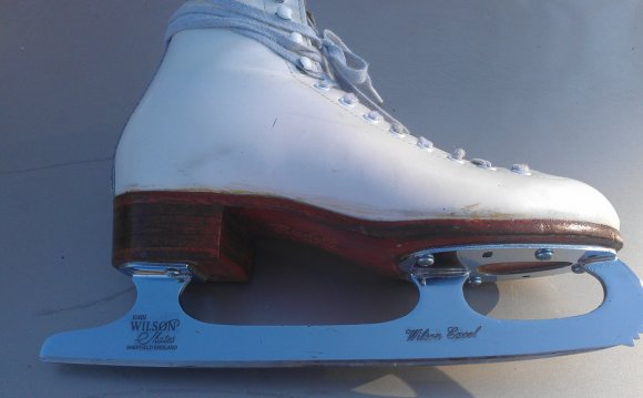 Used Riedell Figure Skates