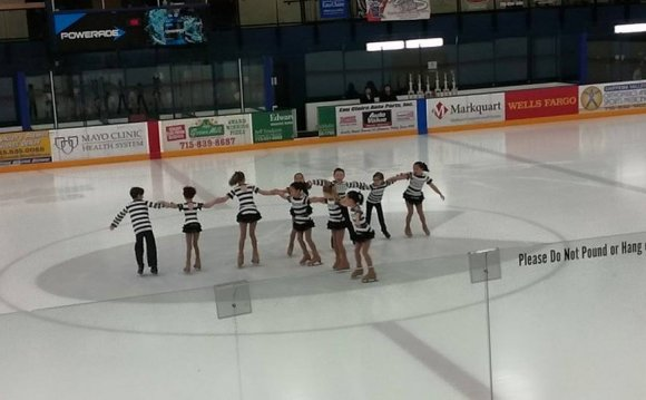 Badger State Games Figure Skating