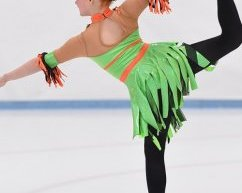 The Line Up - Capital Ice Cadence Preliminary - Mids Skate Dress