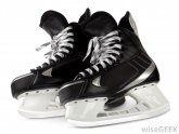 Hockey and Figure Skates
