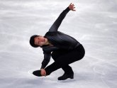 Patrick Chan Figure Skating