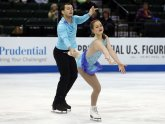 US pairs Figure Skating