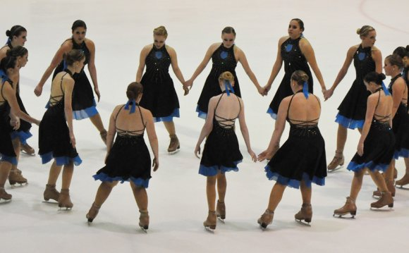 University of Delaware Synchronized Skating