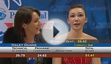 2012 US Figure Skating Championships - Haley Dunne SP