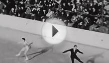 1936 Winter Olympics Figure Skating (In memory of Cecilia