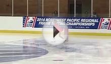 2014 northwest pacific regional figure skating