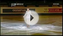 2010 World figure skating championship Yuna Kim EX Thais