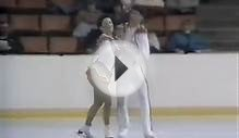Balogh & Swallow (USA) - 1986 Skate America, Ice Dancing