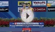 Canada Final Duet Technical, Synchronized Swimming