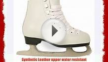 Concept Spirit Ice Figure skates White Ladies Size 6 UK