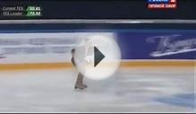 Elizaveta Tuktamysheva FS 2015 Russian Nationals Figure Skate