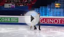 Fancy/Boyadji. 2015 Figure Skating European Championships. FS