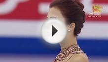Figure Skating. 2015 Grand Prix Final. Ladies. FS