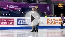 Figure Skating. 2015 Junior Grand Prix Final. Dance. SD