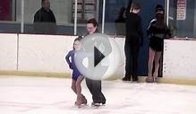 Figure Skating Dance Test