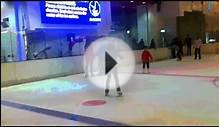 Figure Skating Jump: Axel on Roller and on Ice
