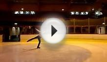 Figure skating-Triple Axel