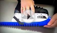 Get inline - how to fit skate guards