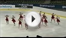 """Go the Distance"" - 2012 World Synchronized Skating"
